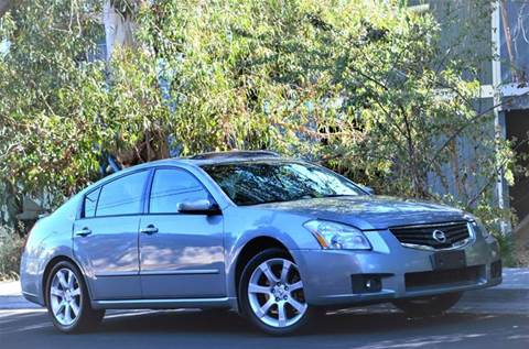 2007 Nissan Maxima for sale at Brand Motors llc - Belmont Lot in Belmont CA