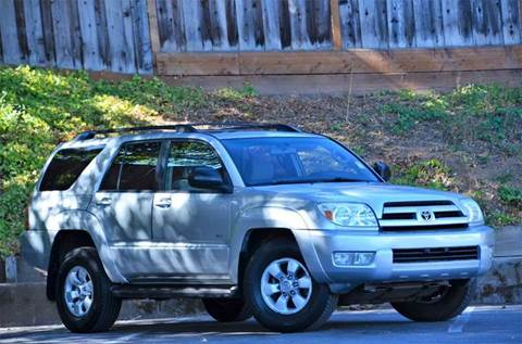 2004 Toyota 4Runner for sale at Brand Motors llc - Belmont Lot in Belmont CA