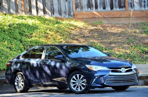 2015 Toyota Camry Hybrid for sale at Brand Motors llc - Belmont Lot in Belmont CA