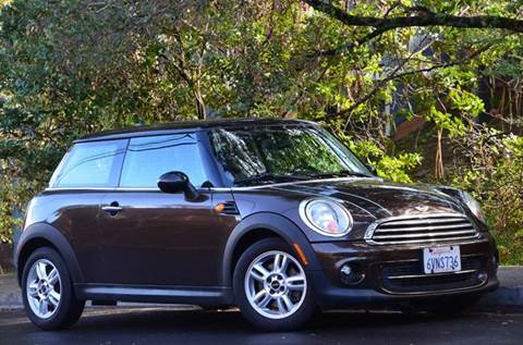 2012 MINI Cooper Hardtop for sale at Brand Motors llc - Belmont Lot in Belmont CA