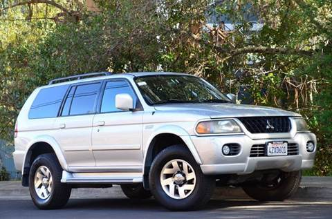 2002 Mitsubishi Montero Sport for sale at Brand Motors llc - Belmont Lot in Belmont CA