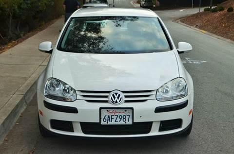 2007 Volkswagen Rabbit for sale at Brand Motors llc in Belmont CA