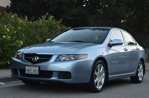2005 Acura TSX for sale at Brand Motors llc in Belmont CA