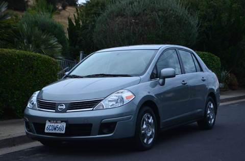 2008 Nissan Versa for sale at Brand Motors llc in Belmont CA
