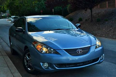 2004 Toyota Camry Solara for sale at Brand Motors llc in Belmont CA