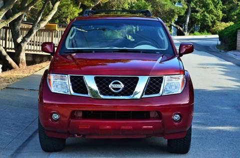2007 Nissan Pathfinder for sale at Brand Motors llc in Belmont CA