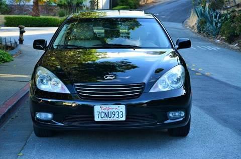 2002 Lexus ES 300 for sale at Brand Motors llc in Belmont CA