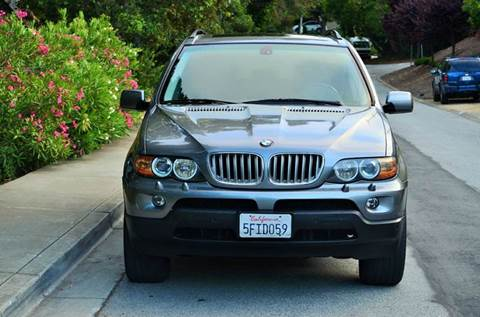 2004 BMW X5 for sale at Brand Motors llc in Belmont CA