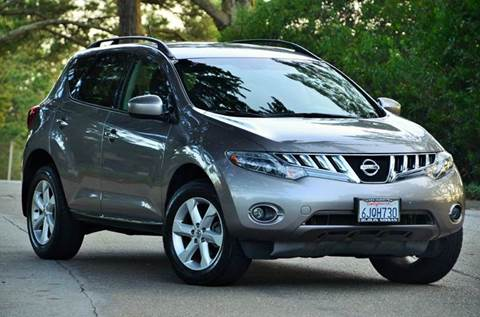 2010 Nissan Murano for sale at Brand Motors llc in Belmont CA
