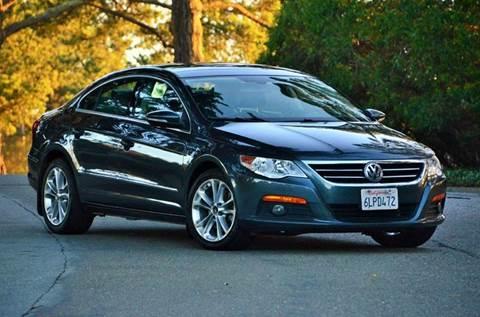 2010 Volkswagen CC for sale at Brand Motors llc in Belmont CA