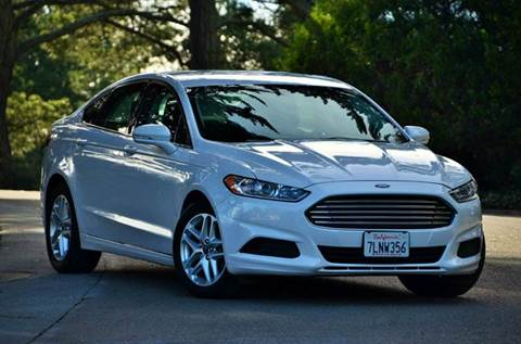 2016 Ford Fusion for sale at Brand Motors llc in Belmont CA