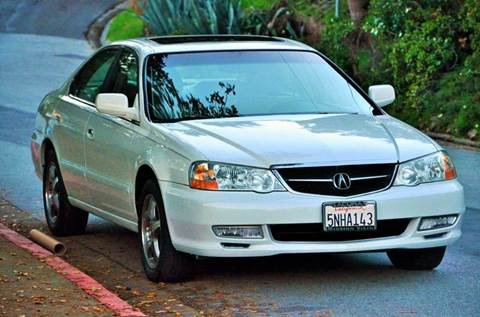 2002 Acura TL for sale at Brand Motors llc in Belmont CA