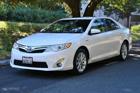 2012 Toyota Camry Hybrid for sale at Brand Motors llc - Belmont Lot in Belmont CA