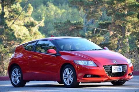 2011 Honda CR-Z for sale at Brand Motors llc - Belmont Lot in Belmont CA