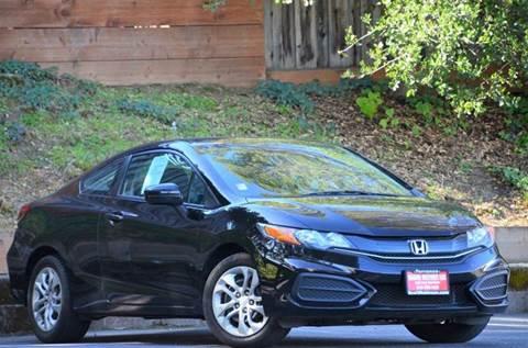 2015 Honda Civic for sale at Brand Motors llc - Belmont Lot in Belmont CA