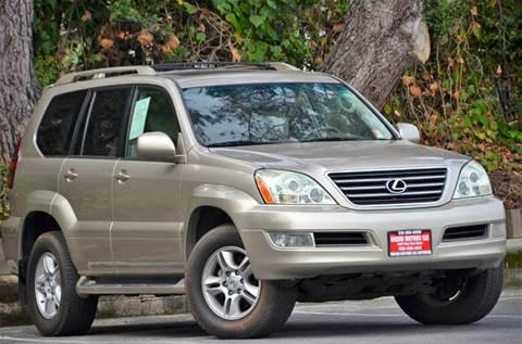 2005 Lexus GX 470 for sale at Brand Motors llc - Belmont Lot in Belmont CA