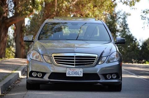 2010 Mercedes-Benz E-Class for sale at Brand Motors llc - Belmont Lot in Belmont CA