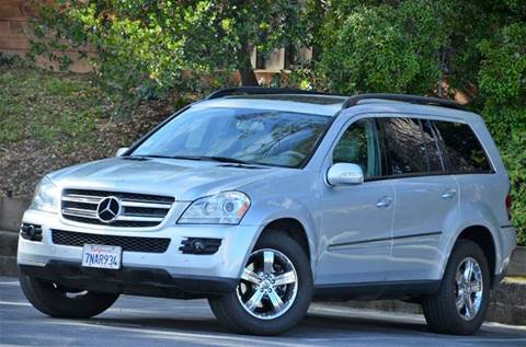 2007 Mercedes-Benz GL-Class for sale at Brand Motors llc - Belmont Lot in Belmont CA