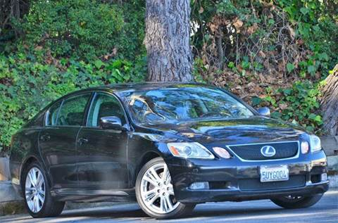 2007 Lexus GS 450h for sale at Brand Motors llc - Belmont Lot in Belmont CA