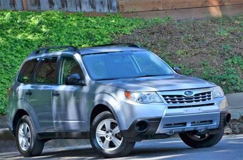 2012 Subaru Forester for sale at Brand Motors llc - Belmont Lot in Belmont CA