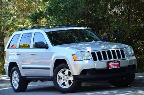 2009 Jeep Grand Cherokee for sale at Brand Motors llc - Belmont Lot in Belmont CA