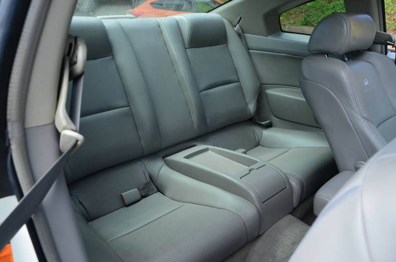 2005 Infiniti G35 Base Rwd 2dr Coupe - Belmont CA