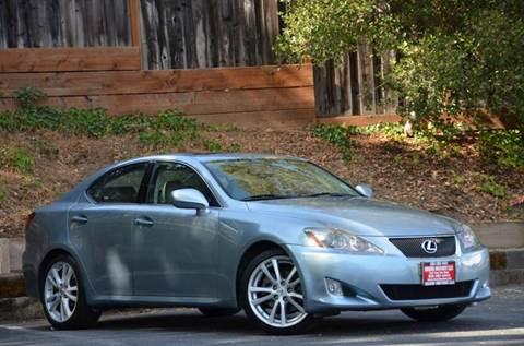 2006 Lexus IS 250 for sale at Brand Motors llc - Belmont Lot in Belmont CA