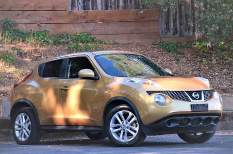 2013 Nissan JUKE for sale at Brand Motors llc - Belmont Lot in Belmont CA