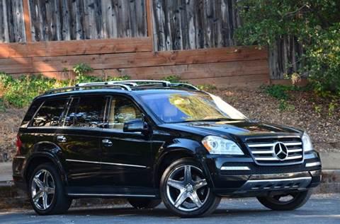 2011 Mercedes-Benz GL-Class for sale at Brand Motors llc - Belmont Lot in Belmont CA
