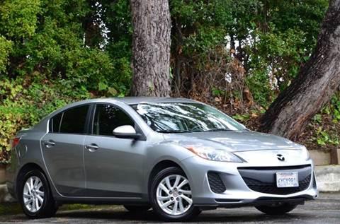 2012 Mazda MAZDA3 for sale at Brand Motors llc - Belmont Lot in Belmont CA