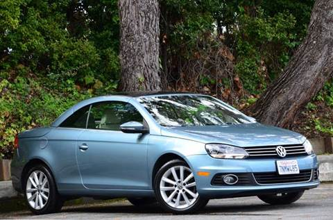 2012 Volkswagen Eos for sale at Brand Motors llc - Belmont Lot in Belmont CA