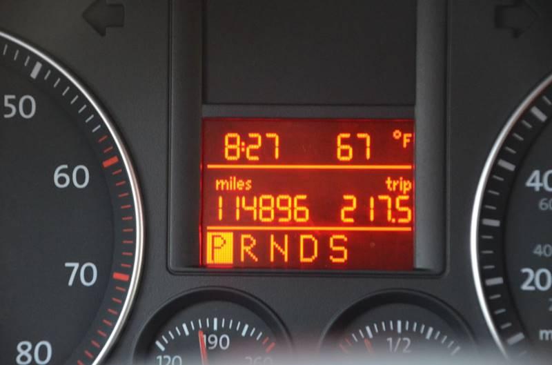 2007 Volkswagen Jetta PZEV 4dr Sedan (2 5L I5 6A) In Belmont