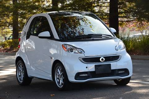 2016 Smart fortwo electric drive for sale in Belmont, CA