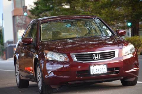 2009 Honda Accord for sale in Belmont, CA
