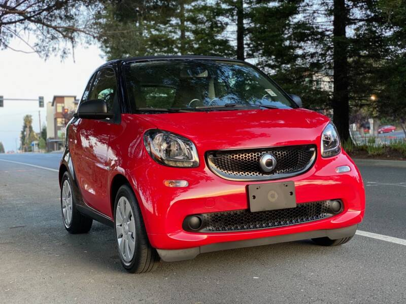 2016 Smart fortwo passion 2dr Hatchback - Belmont CA