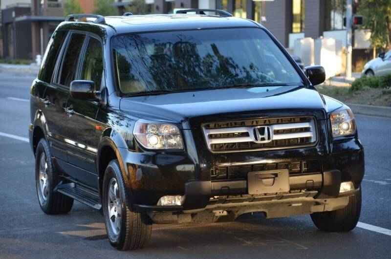 2008 Honda Pilot 4x4 EX-L 4dr SUV - Belmont CA