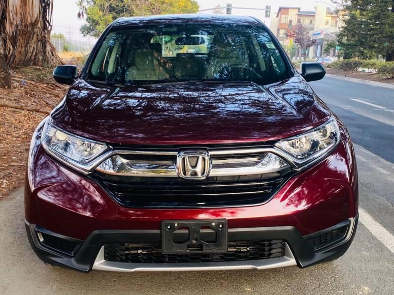 2018 Honda CR-V AWD LX 4dr SUV - Belmont CA