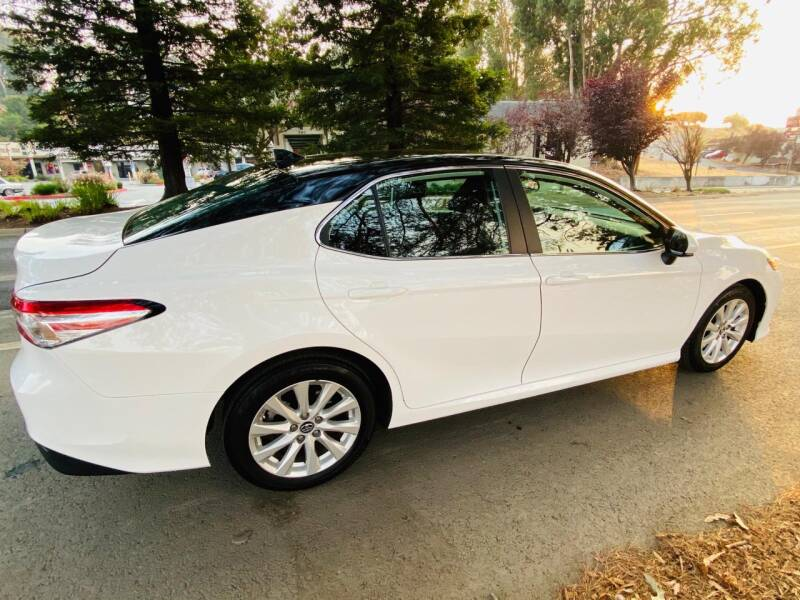 2019 Toyota Camry LE 4dr Sedan - Belmont CA