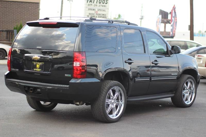 2011 Chevrolet Tahoe 4x4 LT 4dr SUV - Indianapolis IN