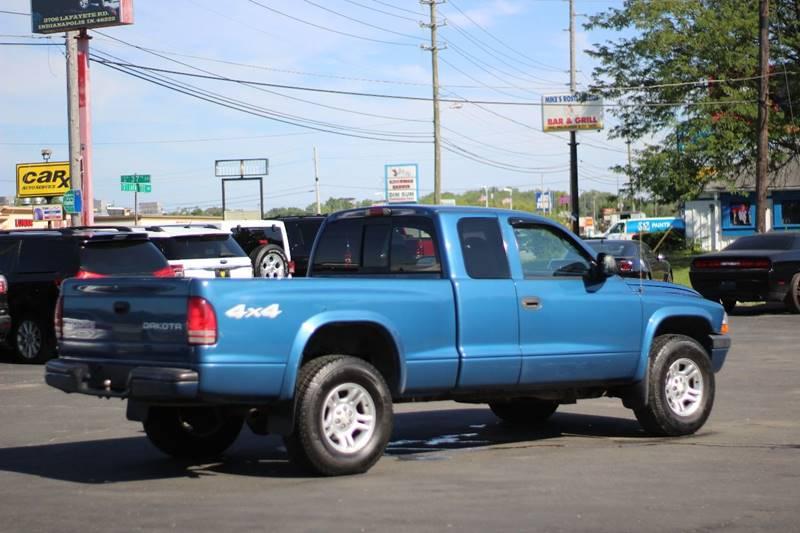 2003 Dodge Dakota 2dr Club Cab Sport Plus 4WD SB - Indianapolis IN