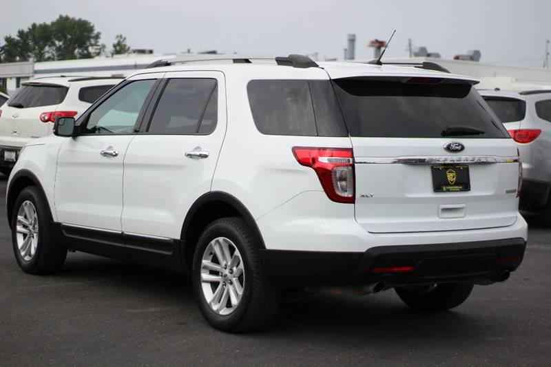 2014 Ford Explorer XLT 4dr SUV - Indianapolis IN
