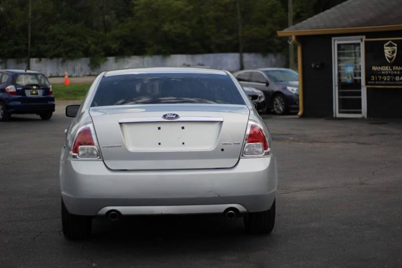 2006 Ford Fusion V6 SEL 4dr Sedan - Indianapolis IN