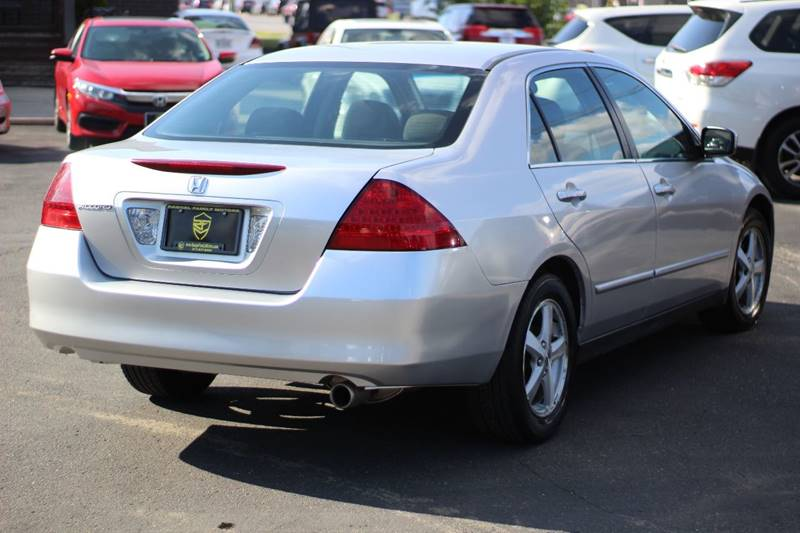 2007 Honda Accord LX 4dr Sedan (2.4L I4 5A) - Indianapolis IN
