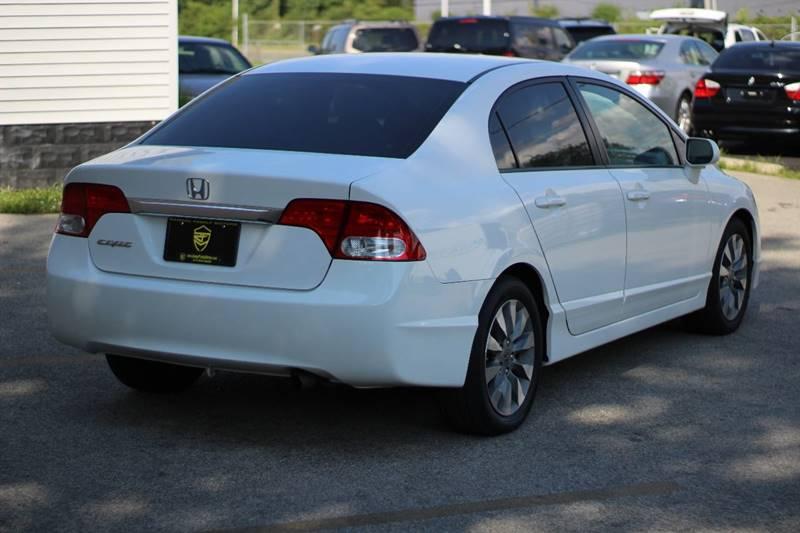 2011 Honda Civic EX 4dr Sedan 5A - Indianapolis IN