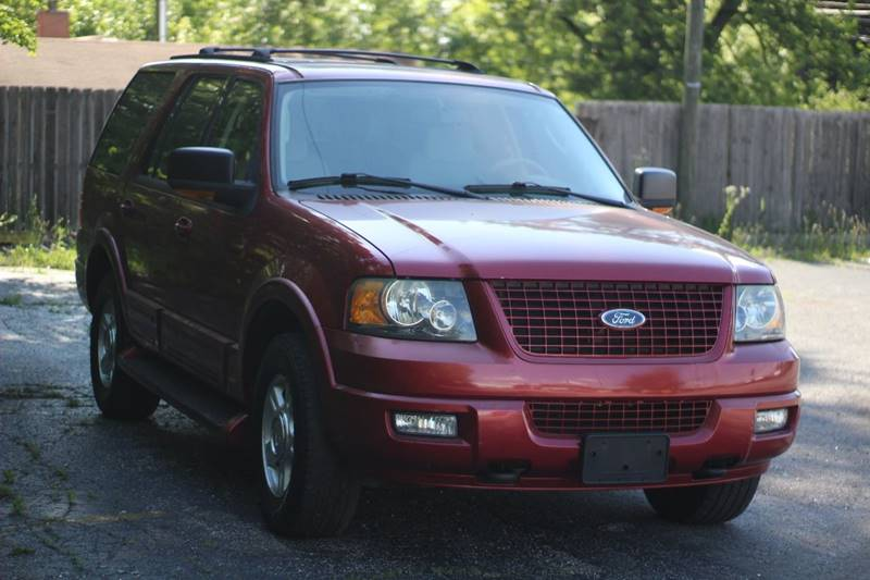 2004 Ford Expedition Eddie Bauer 4WD 4dr SUV - Indianapolis IN