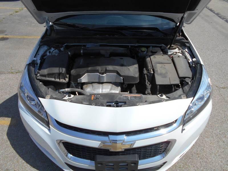 2014 Chevrolet Malibu LT 4dr Sedan w/2LT - Wichita KS