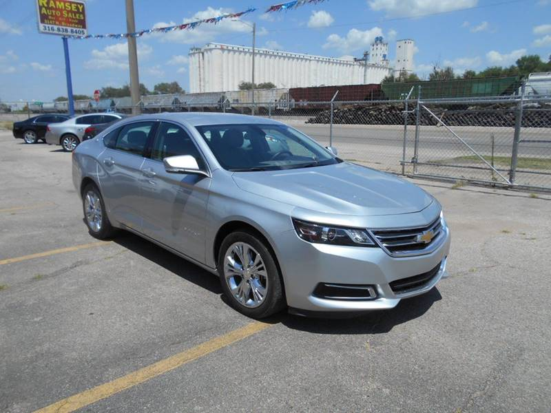 2015 Chevrolet Impala LT 4dr Sedan w/2LT - Wichita KS