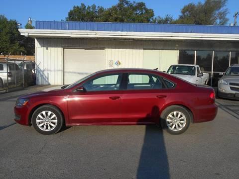 2015 Volkswagen Passat for sale in Wichita, KS