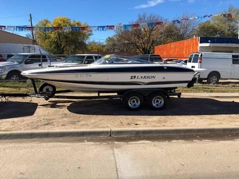 2006 Larson ESCAPE 204 for sale in Wichita, KS