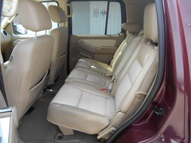 2007 Mercury Mountaineer AWD 4dr SUV - Wichita KS